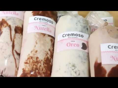 Recetas de helados gourmet