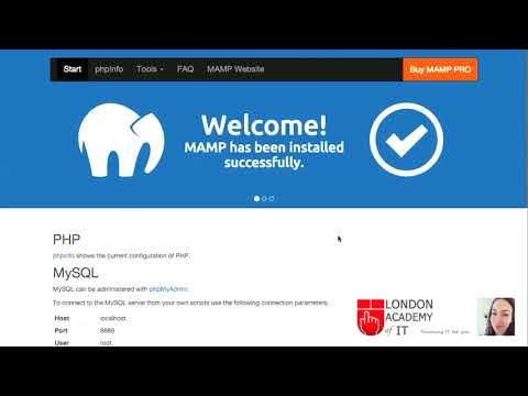 Creating a WordPress Website on Your Local Machine | London Academy
