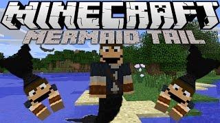 Minecraft Mods - Episode 33 - Mermaid Tail
