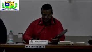 1ª sessão Ordinária - dia 30/01/2017