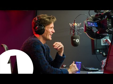 Matt Smith Voice Swap Call