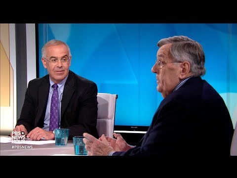 Shields and Brooks on North Korea summit canceled, Trump's attacks on Russia probe