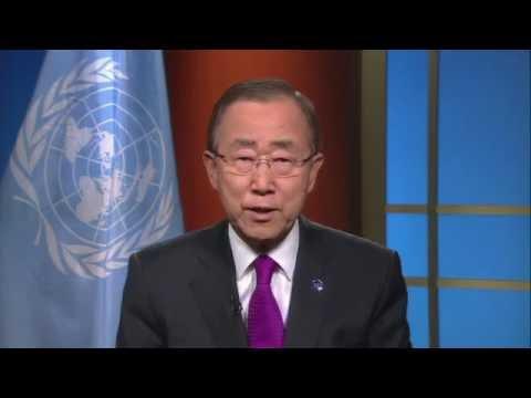 Ban Ki-moon (UN Secretary-General) at the High-level Forum on Global Antisemitism