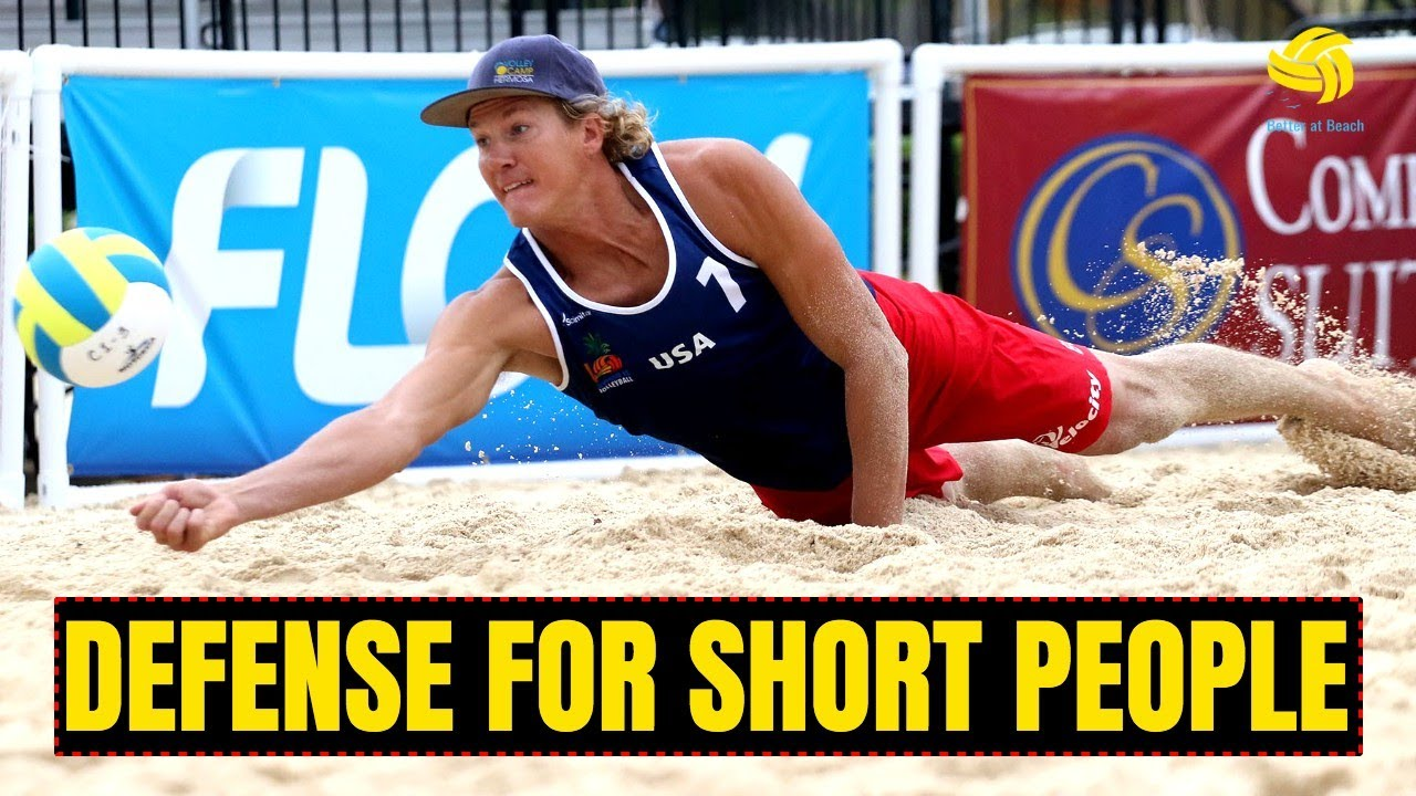 Beach Volleyball Tips | Defensive Positioning Mistakes (STOP MISSING THE OVERSET!)