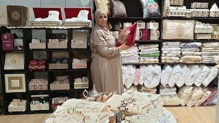 شاهد إبداع الصانع المغربي مع تعاونية الطرز رنفات😍شوار العروس،علب الحلوى،مخدات مطرزة ومفاجئات أخرى😱