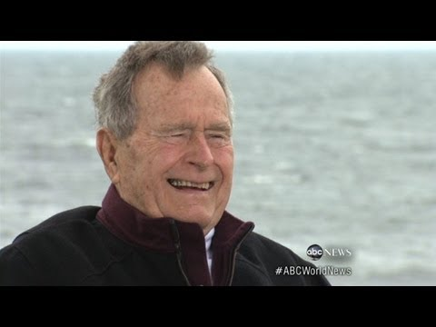 George H.W. Bush Interview With Diane Sawyer: A Life of Service