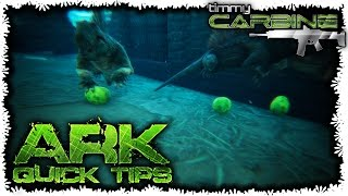 Ark:SE Quicks Tips || How to get Dimetrodon to lay eggs || TimmyCarbine