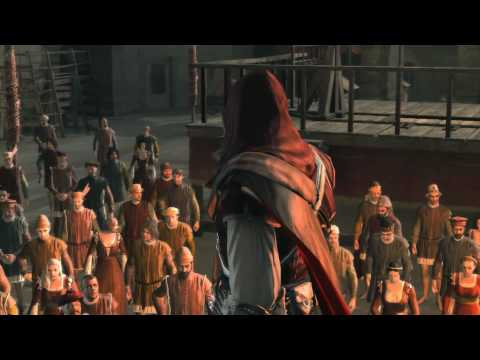 Assassins Creed 2 - Ezio's Speech