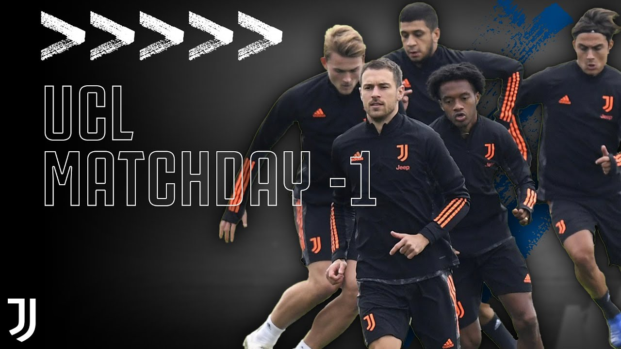 OUR CHAMPIONS LEAGUE ADVENTURE BEGINS! | THE EVE OF DYNAMO KYIV-JUVENTUS