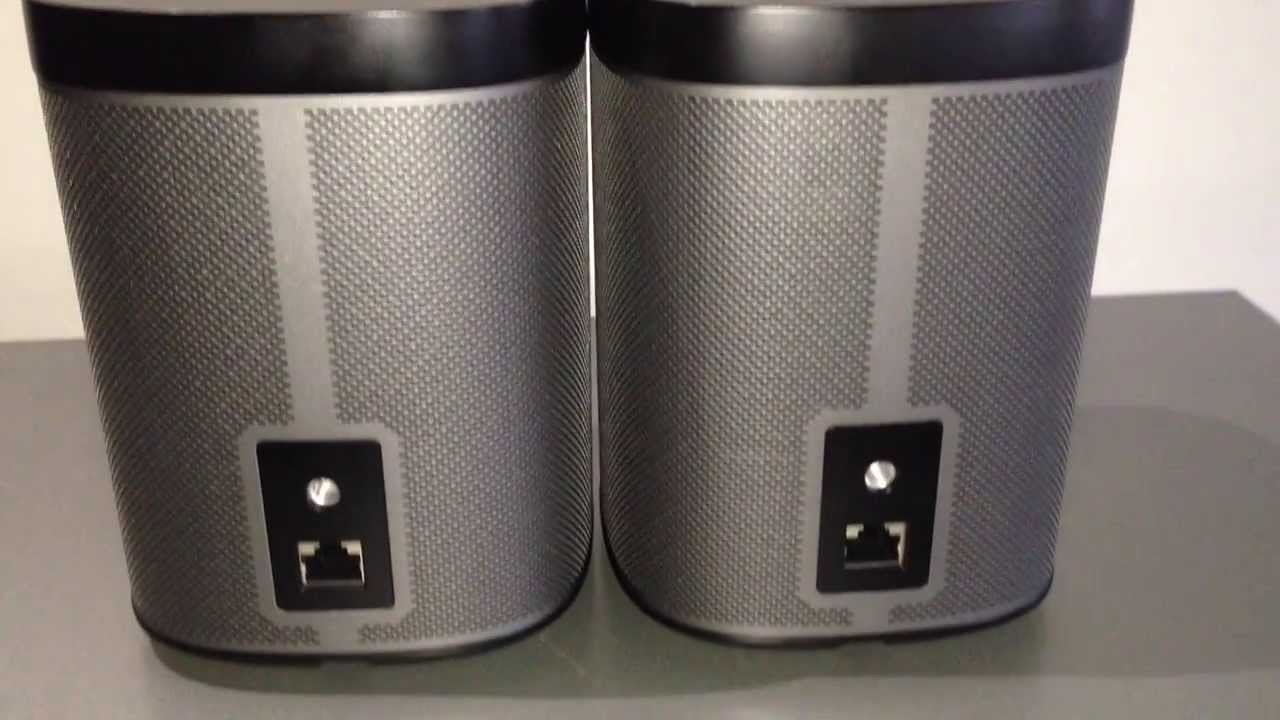 sonos play 5 and 2 play 1
