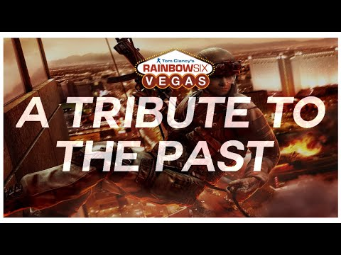 A tribute to the past- Tom Clancy's rainbow six Vegas (part 1) |