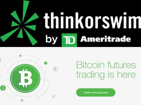 can you trade bitcoin on thinkorswim