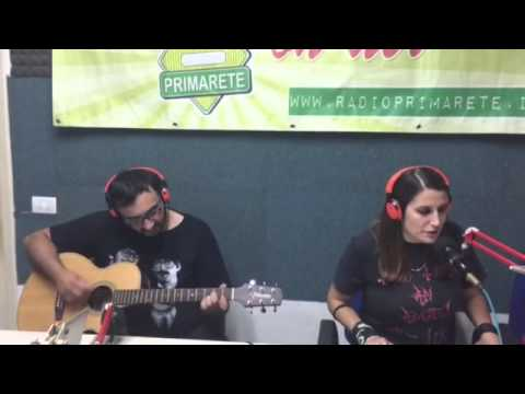 Ira Green live @ Radio Prima Rete - Wild world - Mr. Big - Cat Stevens Cover