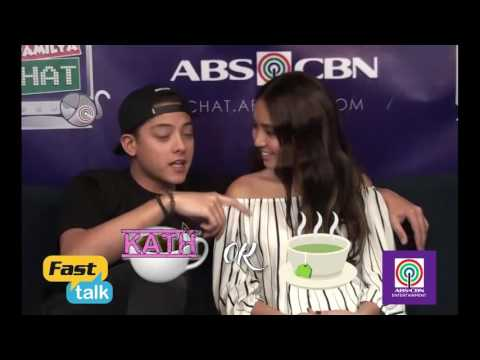Fast Talk with KathNiel