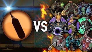 Shadow Fight 2 - Груша против Всех боссов!
