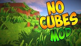 Mod Showcase #2 ~ NO MORE KOTAK KOTAK! - No Cubes Mod