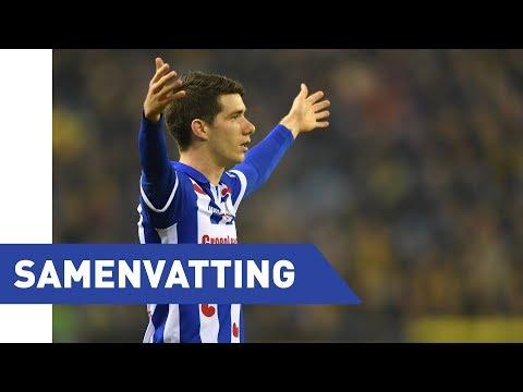 Eredivisie speelronde 19: Vitesse - sc Heerenveen (2017/2018)