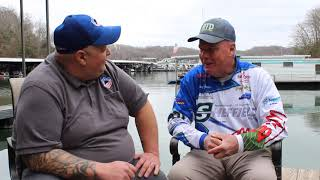 iBass360 sits down with 2014 Crappie National Champion Mr David Jones