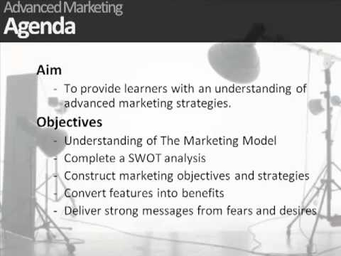 Advanced Marketing Training Course