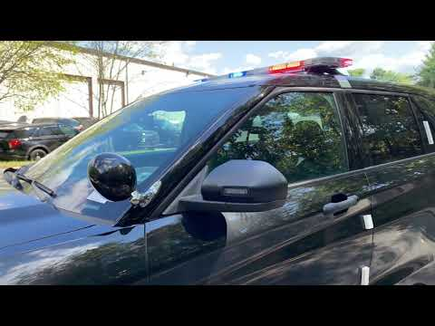 2020 Ford Interceptor
