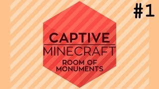 Captive Minecraft 2 (Adventure Map) - 1 - Getting Started