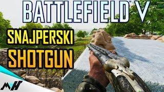 SNAJPERSKA STRZELBA - M30 Drilling - Battlefield V