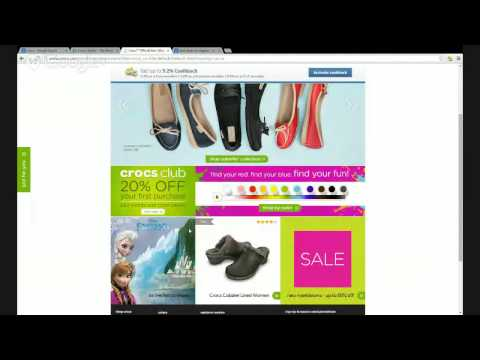 How To Get 9.2% Cashback from Crocs On Cyber Monday