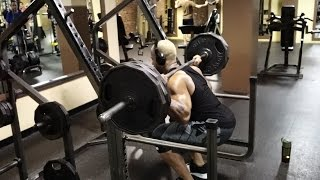 How to Squat Properly | A** to Grass V.S. Standard | Everyday Is Leg Day
