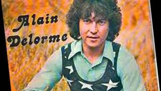 Alain Delorme  Romantique avec toi  S G