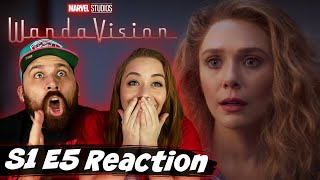"WandaVision Episode 5 ""On a Very Special Episode..."" Reaction & Review!"