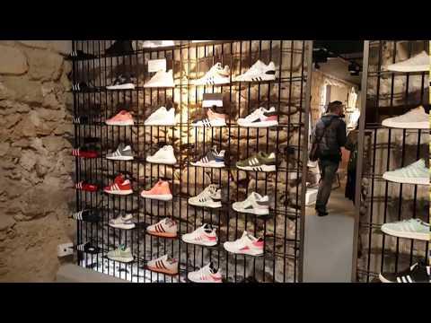 Sneaker Hunting In Paris