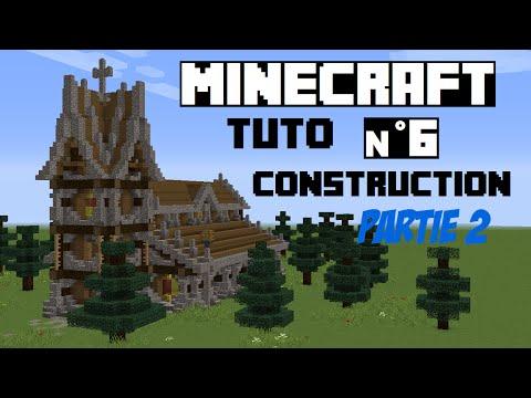 Minecraft Comment Construire Une église Fantastique 22