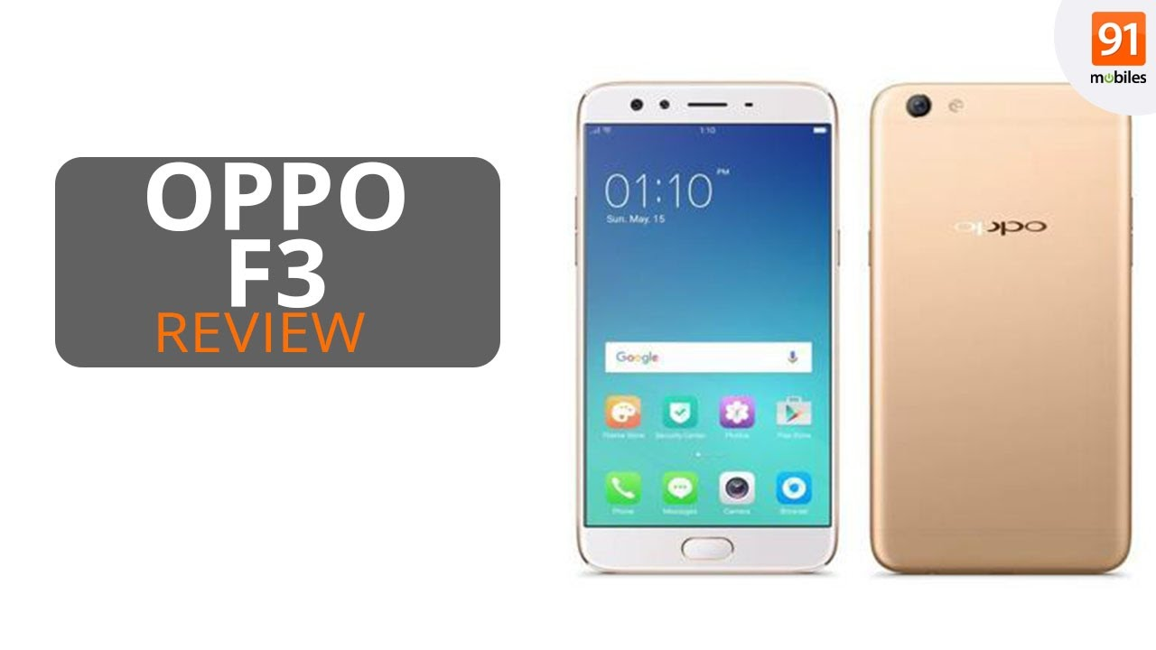 OPPO F3 gets a price drop in India, now available for Rs