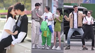 [抖音] Cutes And Sweet Couples Fashion On The Streets,Cẩu Lương Đáng Yêu #4|| Larangehia TV