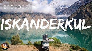 The INCREDIBLE ISKANDERKUL - TAJIĶISTAN - The Way Overland - Episode 74