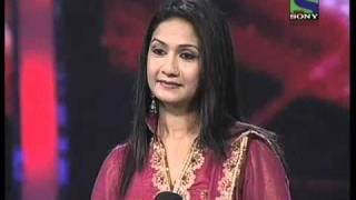 X Factor India - Sajda Sisters performs on Aao Na Gale Lagao Na- X Factor India - Episode 14 - 1st Jul 2011