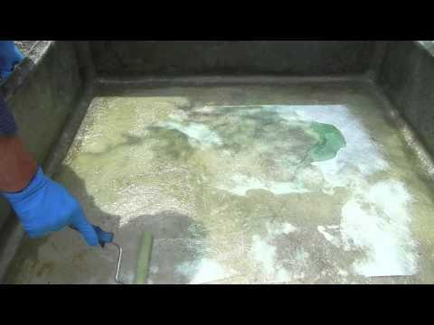 Teiche Dauerhaft Bauen Teil 4 Einsatz Von Teichbau Mortel