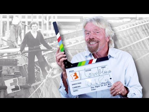 I Love Movies: Richard Branson - Man on Wire (2016) HD