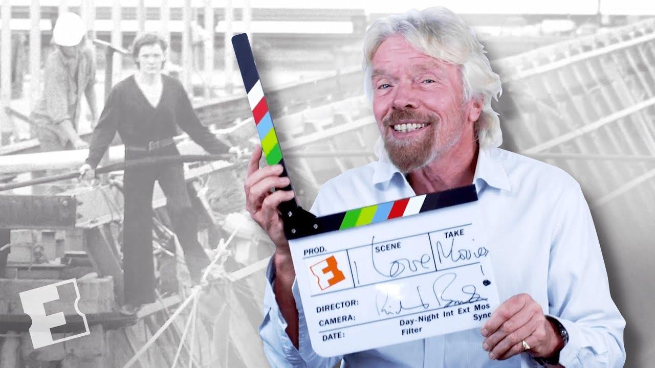 I Love Movies: Richard Branson - Man on Wire (2016) HD
