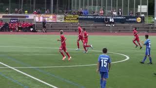U15 (2005) SV 1919 Mainz-Gonsenheim - 1. FSV Mainz 05 0:8; C-Junioren-Regionalliga SW 17.08.19