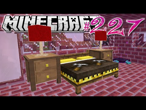 Minecraft | BEDROOM DESIGNER!! | Diamond Dimensions Modded Survival #227