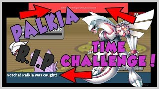 [NEW] PALKIA - LEGENDARY Pokemon Time Challenge #4 | Project : Pokemon | Roblox