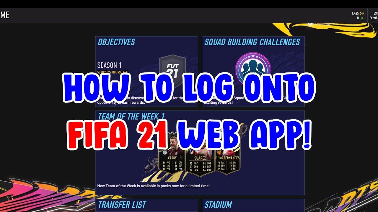 *BREAKING* FIFA 21 FUT Web & Companion App Released ...
