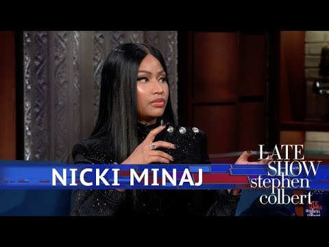 Nicki Minaj Updates 'Barbie Dreams' To Include Stephen