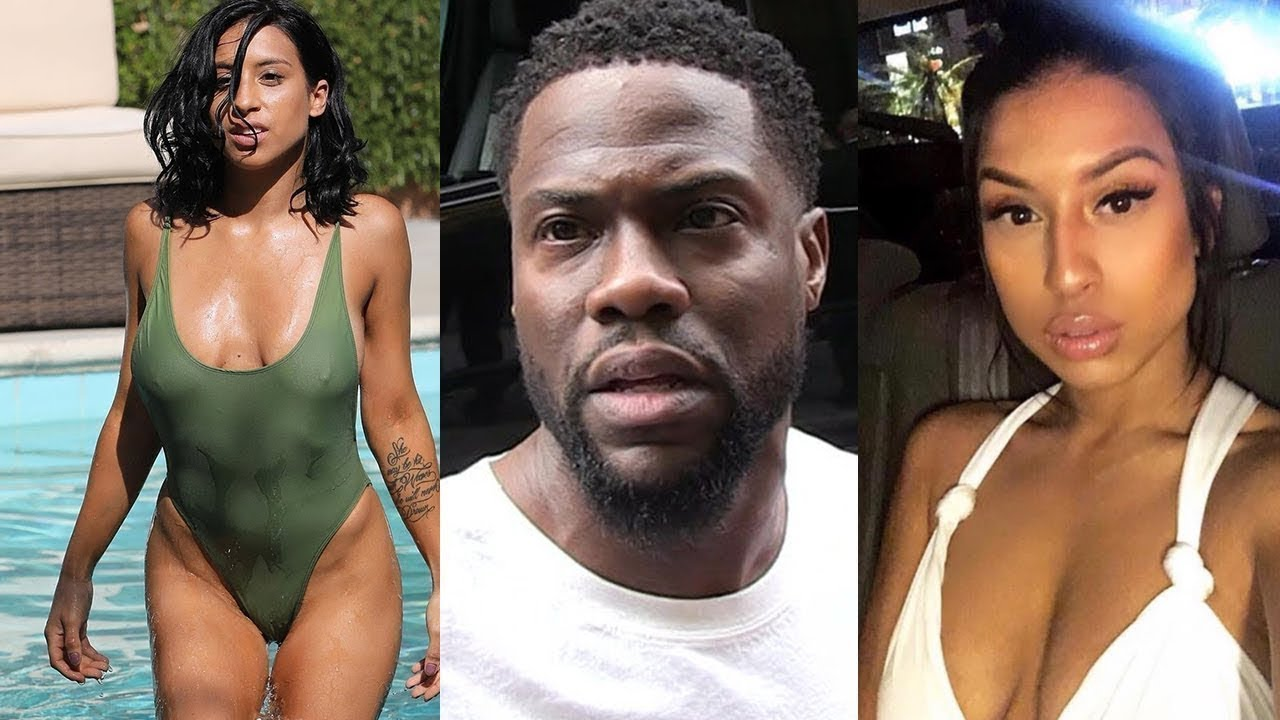 Kevin Hart's Alleged Sex Tape Partner Montia Sabbag suing for $60 Million