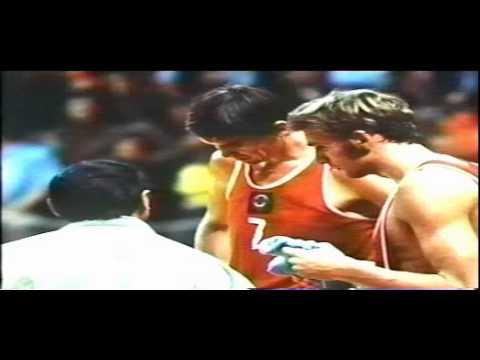 1972 Olympic Basketball Game