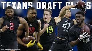 Meet the 2020 Houston Texans Draft Class