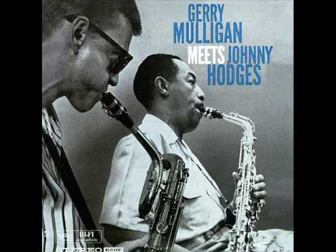 Gerry Mulligan & Johnny Hodges - Bunny