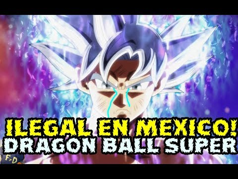 DBSuper 130 TOEI ANIMATION NO AUTORIZA TRANSMISION DE DRAGON BALL SUPER EN PLAZAS PUBLICAS DE MEXICO