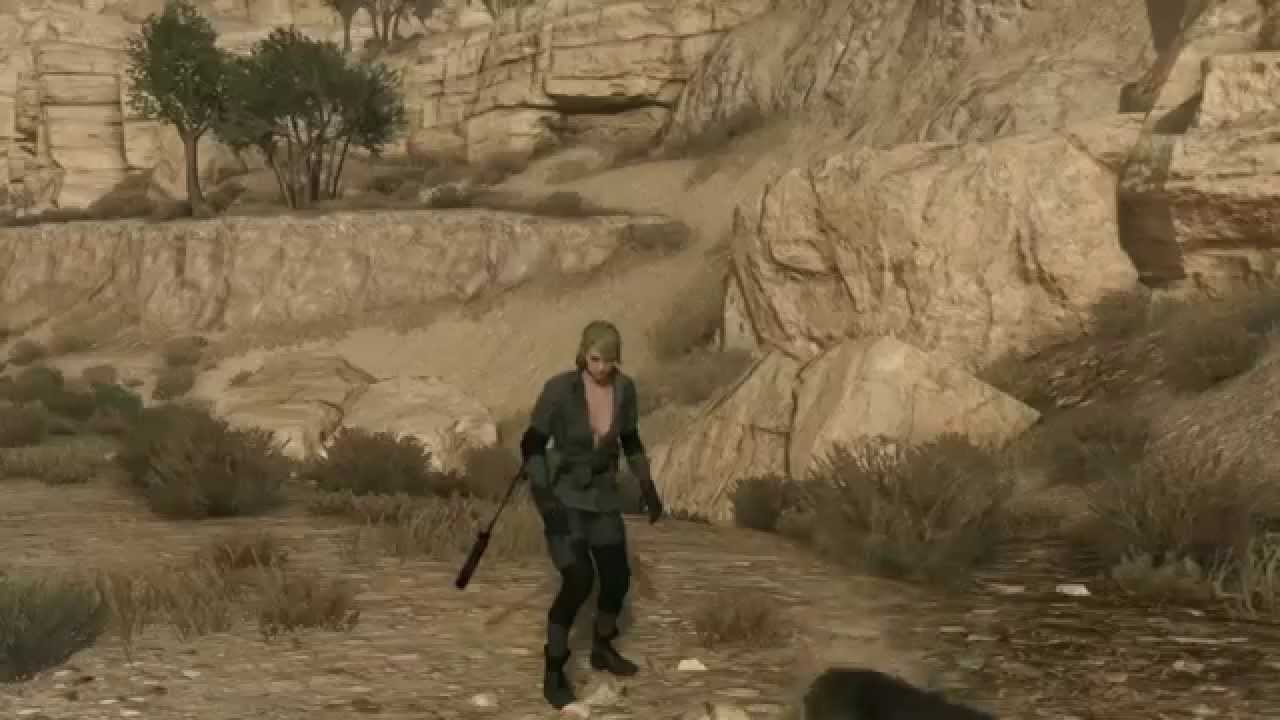 Quiet Player Mod (Sniper Wolf